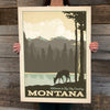 Bargain Bin Print: Montana-Big Sky Country (60% OFF!)