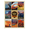 500-Pc. Puzzle: National Parks by Kai Carpenter, Acadia-Capitol Reef
