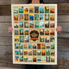 63 National Parks: 63-Park Multi-Image Print (Best Seller)