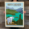 Bargain Bin Print: North Cascades National Park (60% OFF!)