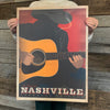 Bargain Bin Print: Spirit of Nashville-Chambers Guitars (60% OFF!)