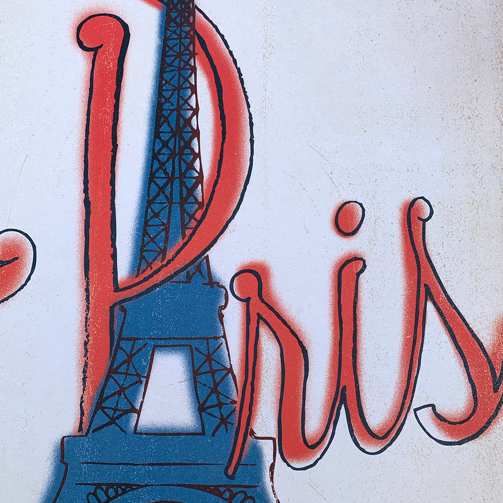 Bargain Bin Print: Paris, France (60% OFF!)