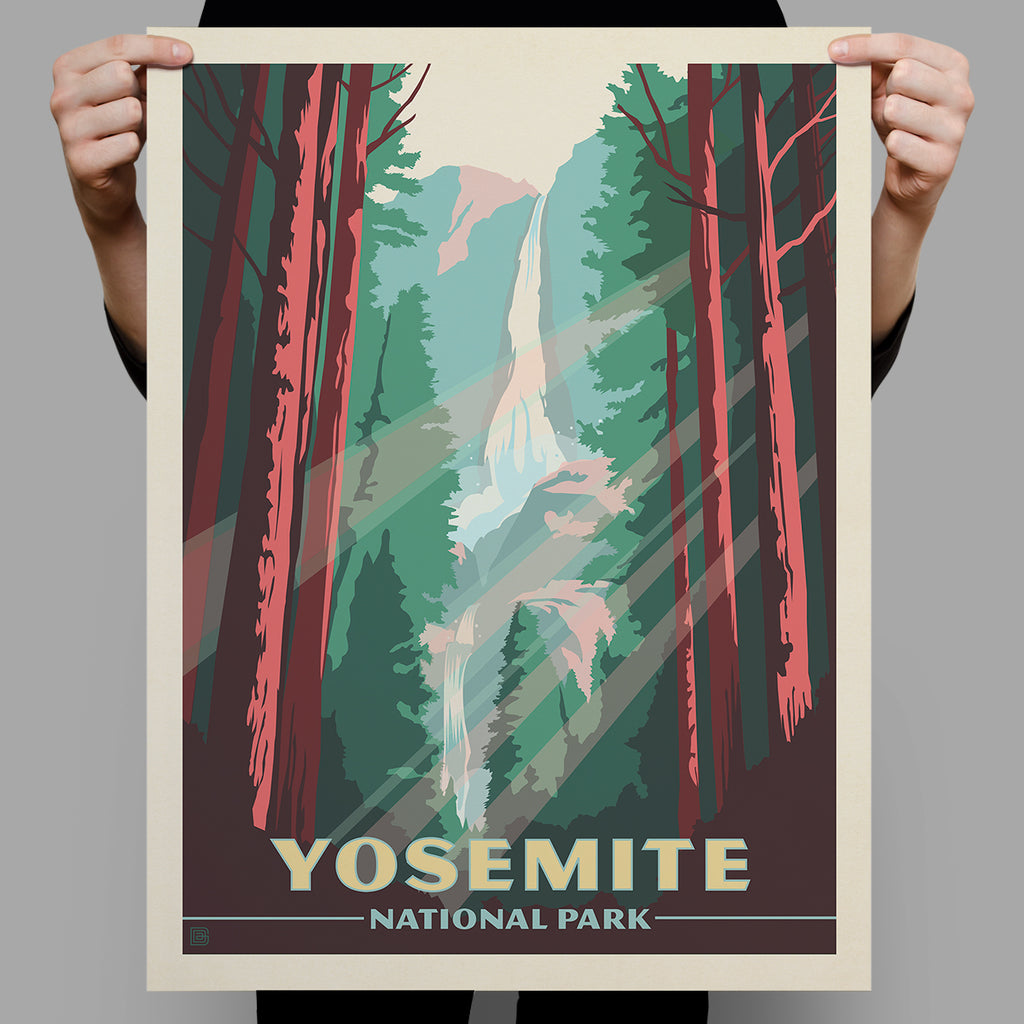 National Parks: Yosemite (Best Seller)