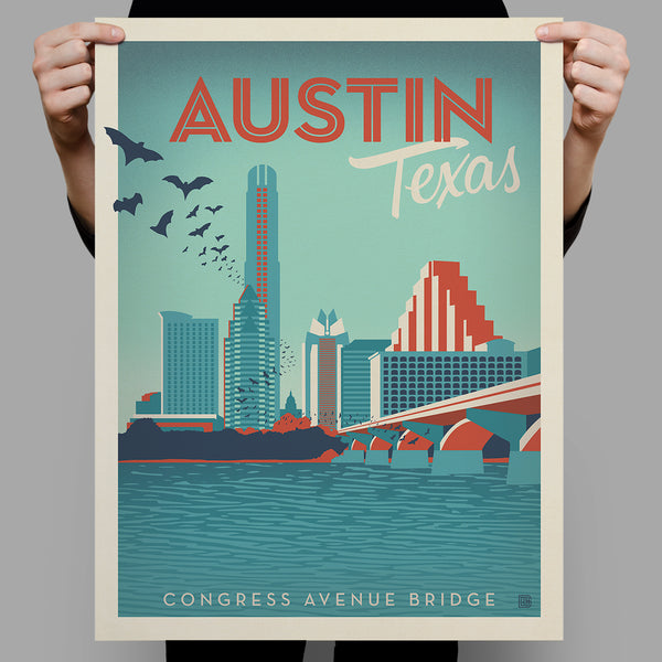 American Travel: Austin, Texas (Best Seller)