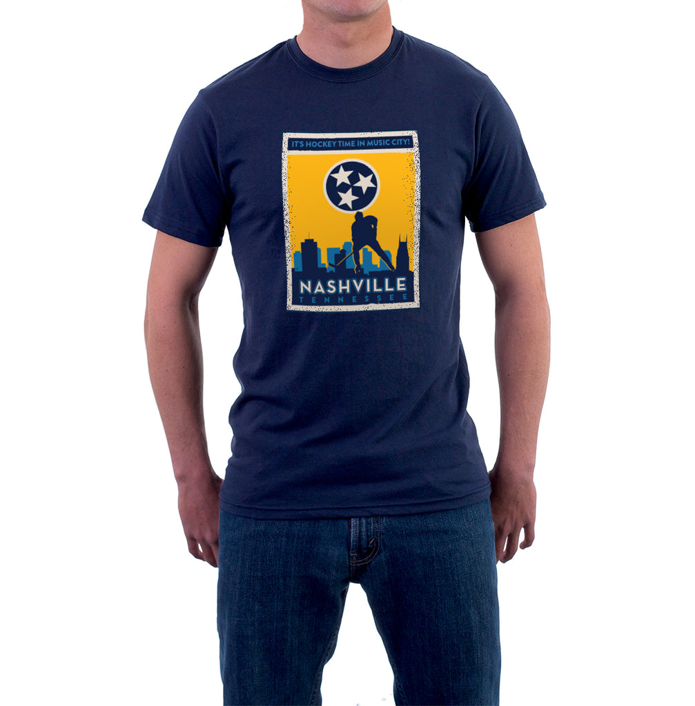 Nashville Hockey T-Shirt