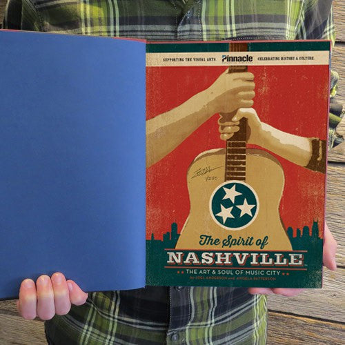 S.O.N. 128-Page Spirit of Nashville Hard Cover Book (Bargain – 40% OFF!)