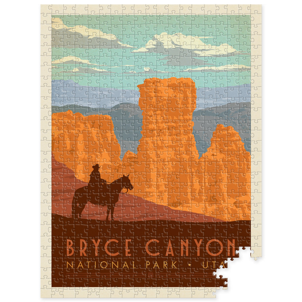 500-Pc. Puzzle: Bryce Canyon National Park