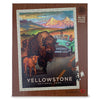 1000-Pc. Puzzle: Yellowstone National Park (Art by Kai Carpenter)