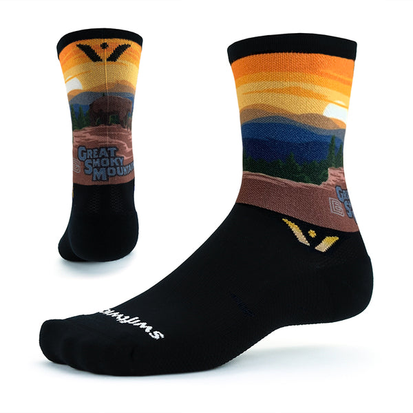 National Park Socks: Great Smoky Mountains