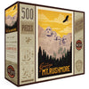 500-Pc. Puzzle: Mt. Rushmore National Monument