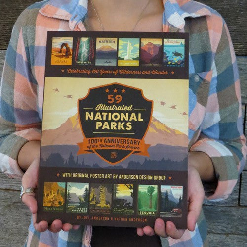 National Parks: 160-page Soft Cover Book (SC)