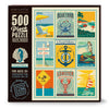 500-Pc. Puzzle: Coastal Collection (Bargain—35% OFF!)