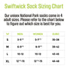 National Park Socks: Zion