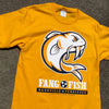 T-Shirt: Fang Fish