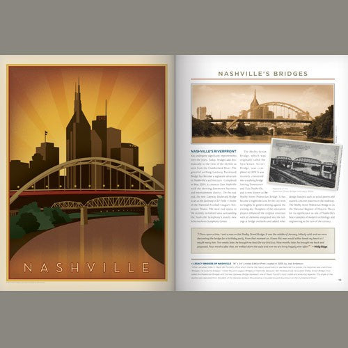 S.O.N. 128-Page Spirit of Nashville Soft Cover Book (SC)
