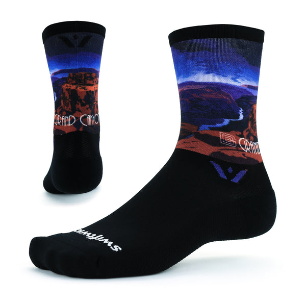 National Park Socks: Grand Canyon