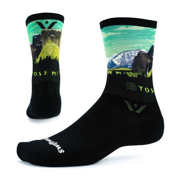 National Park Socks: Yosemite
