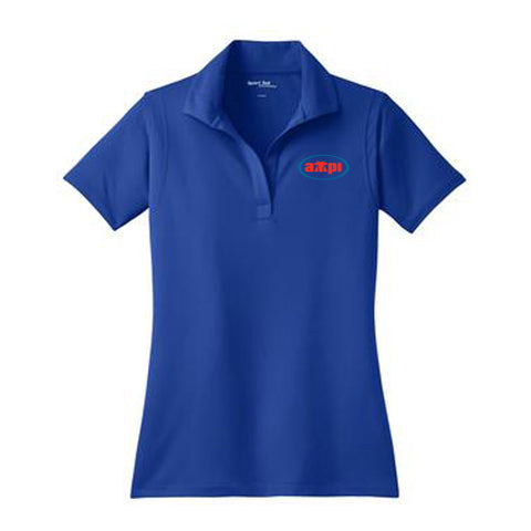 Ladies Sport-Wick Polo in Royal