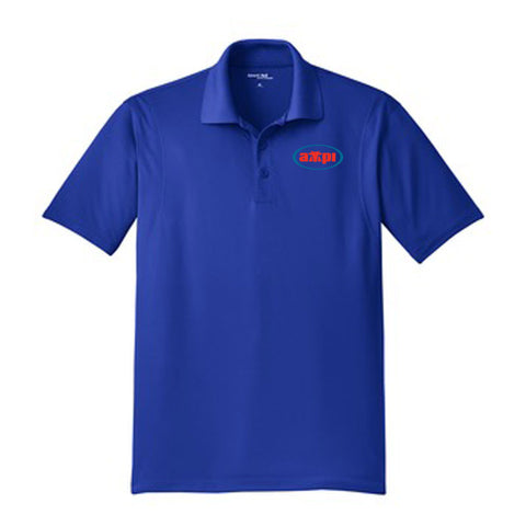Men's Tall Sport-Wick Polo in Royal