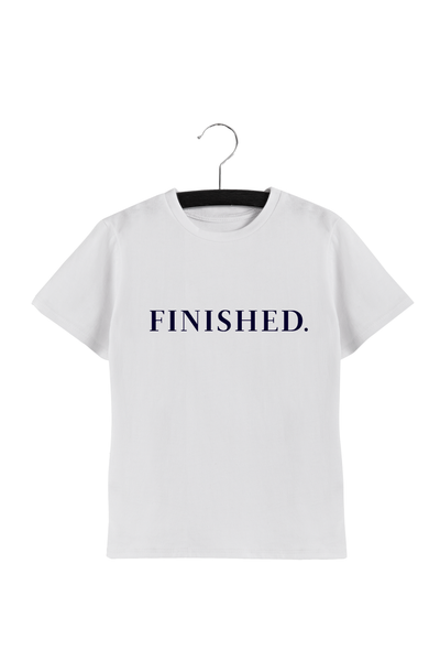 FINISHED KIDS TEE