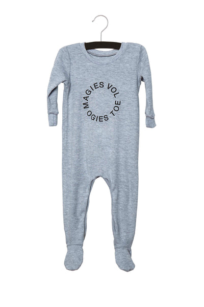 MAGIES VOL, OGIES TOE LONG SLEEVE BABYGRO