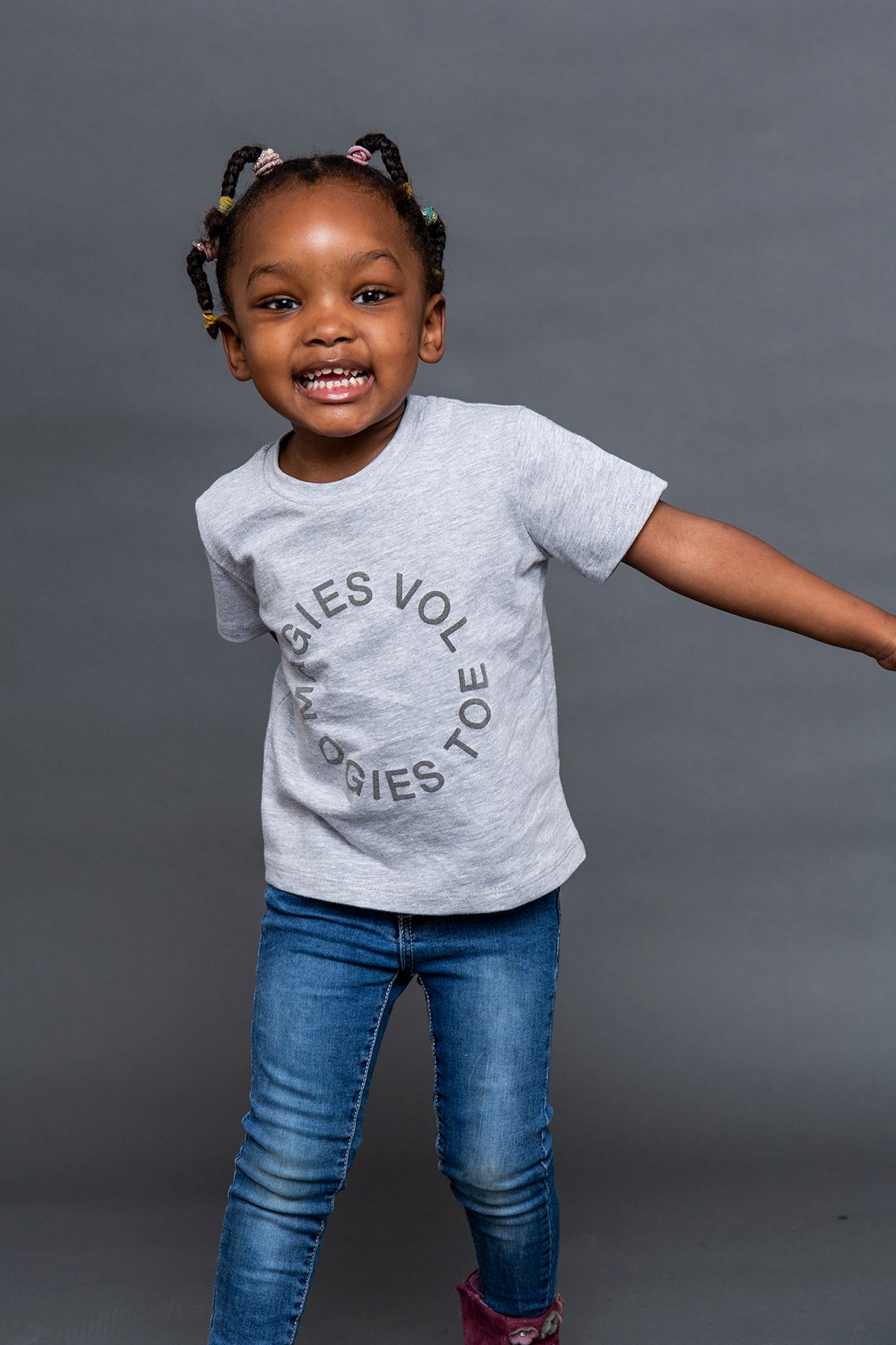 MAGIES VOL, OGIES TOE KIDS TEE