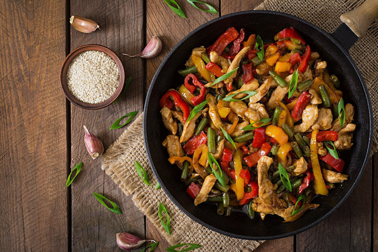 Chicken Stir Fry - Tex Mex