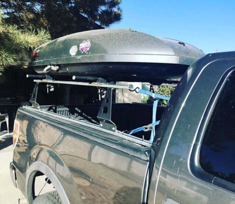 Pickup Truck Bed Racks And Cross Bars No Weld Kit