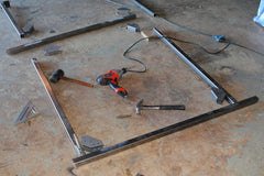 No Weld Trailer Racks for camping trailers Pickup Truck Beds Build