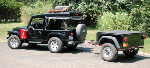 Jeep Trailer How To Build Your Perfect Jeep Trailer