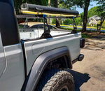 Jeep Gladiator, Pickup Truck Bed Rack Towers