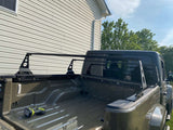 Jeep Gladiator Bed Racks, No Weld DIY from Compact Camping Concepts
