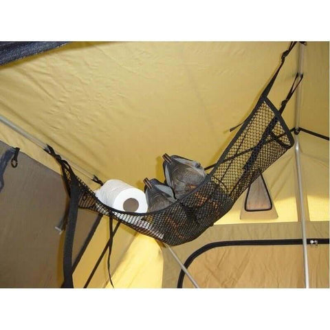 Camping Tent Gear Loft - Compact Camping Trailers