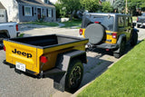 Dinoot M-Series Tub Kits - DIY Compact Camping Trailers