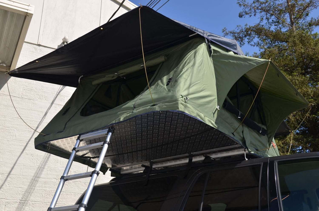 Kukenam Xl Ruggedized Roof Top Tent Compact Camping Concepts