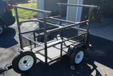 No Weld Utility Trailer Full Rack kits - Compact Camping Trailers