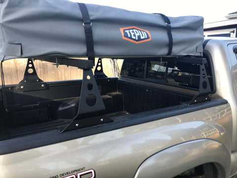 Toyota No Weld Pickup Truck Bed Rack
