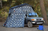 Camping Tent Autana Sky Roof Top Tent Siberian Camo - Compact Camping Trailers