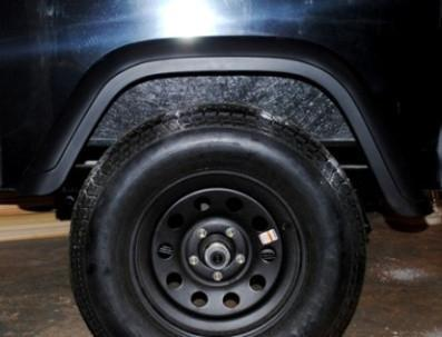 Standard Jeep Style Flares Dinoot Trailer Parts