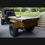 M416 Oversize Trailer Fenders - Jeep Trailer Fenders