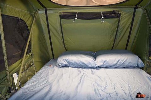 Roof Top Tent Sheet Set - DIY Compact Camping Trailers
