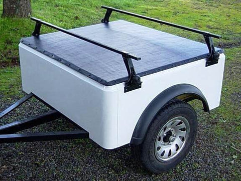 Soft Tonneau Covers - Compact Camping Trailers