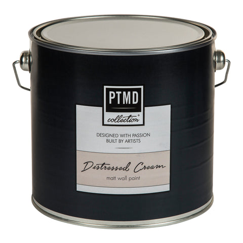 Paint collection Distressed cream 2l