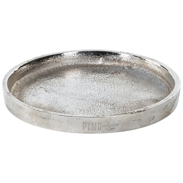 alu rough candleplate round m