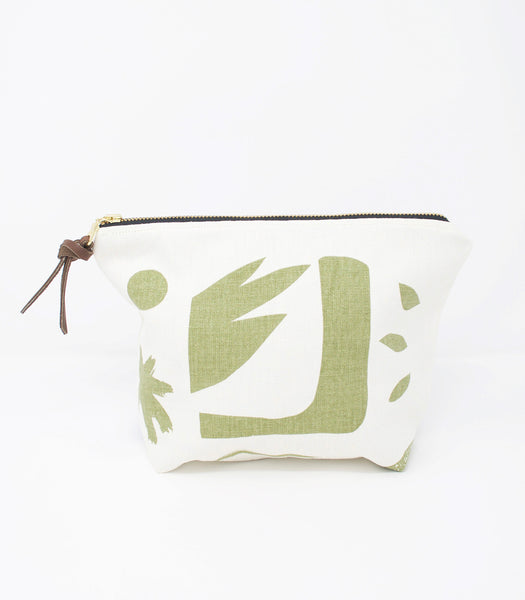 Sonora Pouch - Olive