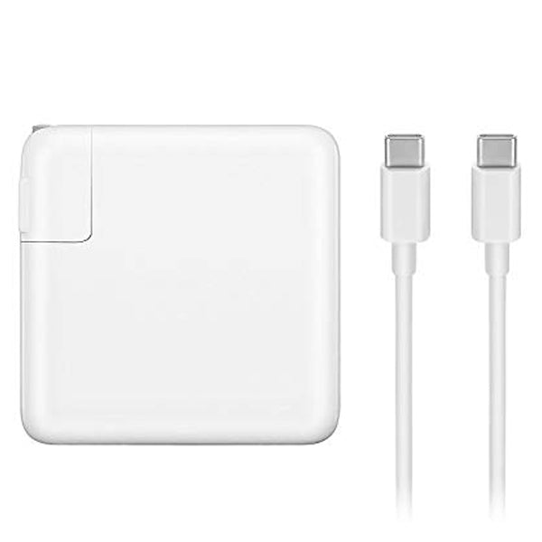 61w Magsafe Apple Macbook Charger - (A1706, A1708) Delivery in 30 - 60 Hours