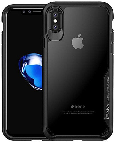 iPhone XS Max Black Creative Case