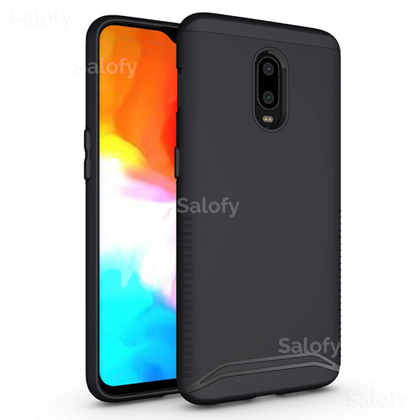 "<span class =""titlehead""> Buy 1 Get 1 FREE </span></br> One Plus 6 Rock Hard Case + Creative Case <span class=""titlehead1""></br>Get 2 Different Cases for price of 1 </span>"