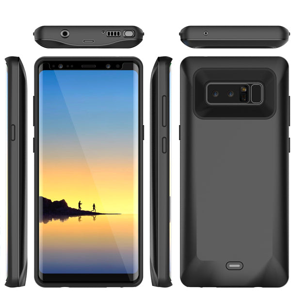 timeless design 1427b fcd62 Galaxy Note 8 Battery Case Charger Case- 5000 mAh (With 6 Months Warranty)