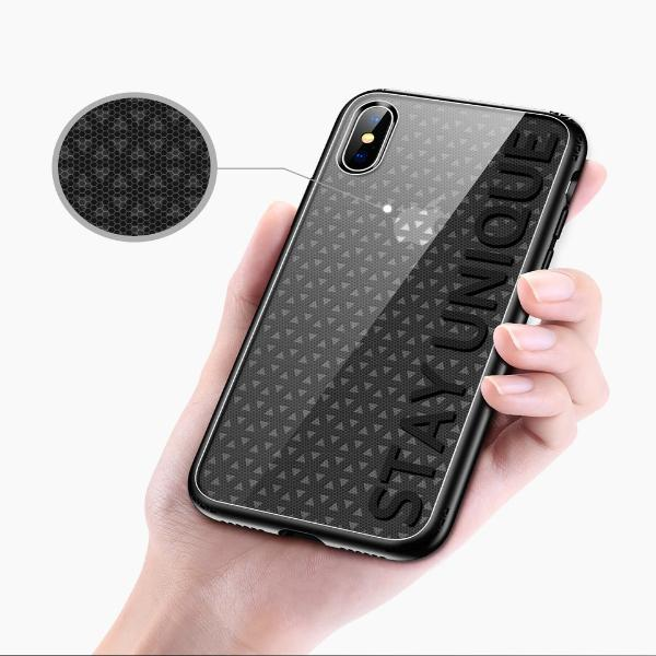 Stay Unique-Shock Proof Case for iPhone XS/X